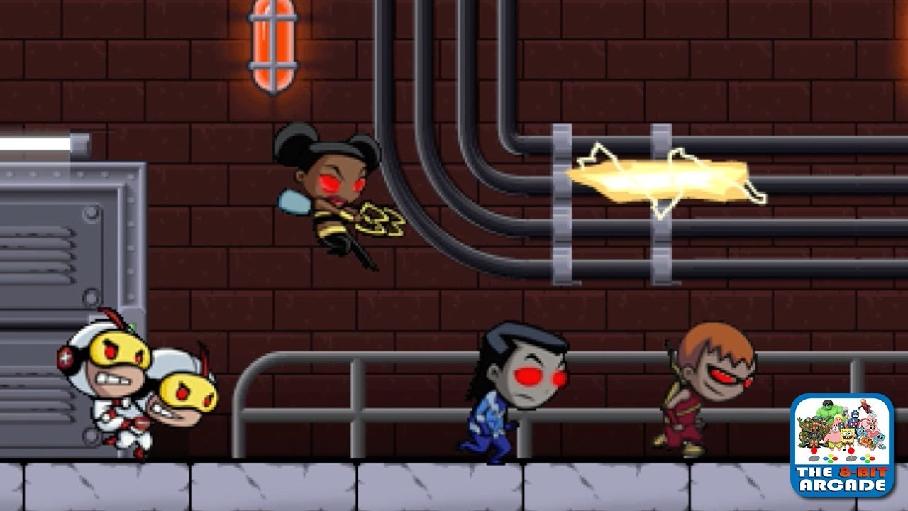 Teen Titans Go: Tag Team Titans - Titans East has been ...