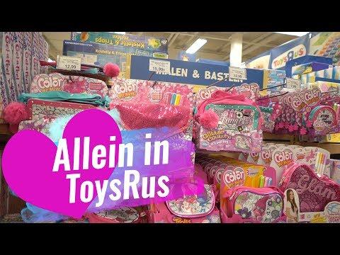 Ohne Kinder im ToysRus / Ist Marleen gut in der Schule? / 16.11.17 / MAGIXTHING