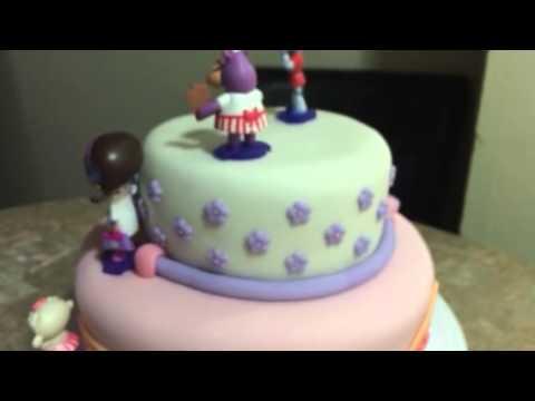 Doc Mcstuffins Cake You Tube