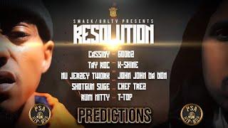 Watch - TAY ROC VS K-SHINE (4-27-19) PROMO