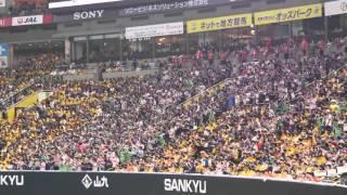 東京ヤクルトスワローズ ウラディミール・バレンティン応援歌 日本シリーズ第2戦