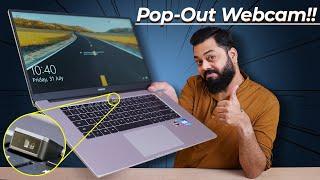 HONOR MagicBook 15 Unboxing & First Impressions ⚡⚡⚡ Popup Webcam,Fingerprint Login & More