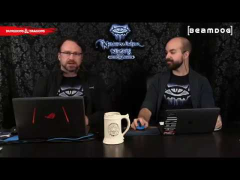 Neverwinter Nights: Enhanced Edition Announcement Livestream