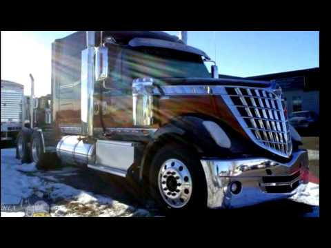 American Truck 2015 International Navistar