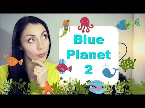 Blue Planet 2 | LEARN ENGLISH with Sir David Attenborough on BBC IPLAYER