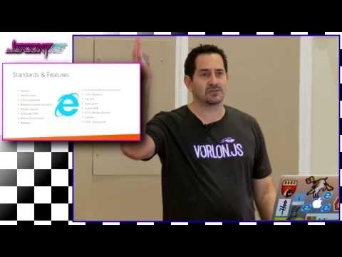 Woah, You Can Test IE & Microsoft Edge on a Mac & Linux?