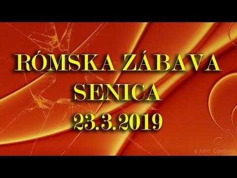 Rómska zábava v Senici (23.3.2019)