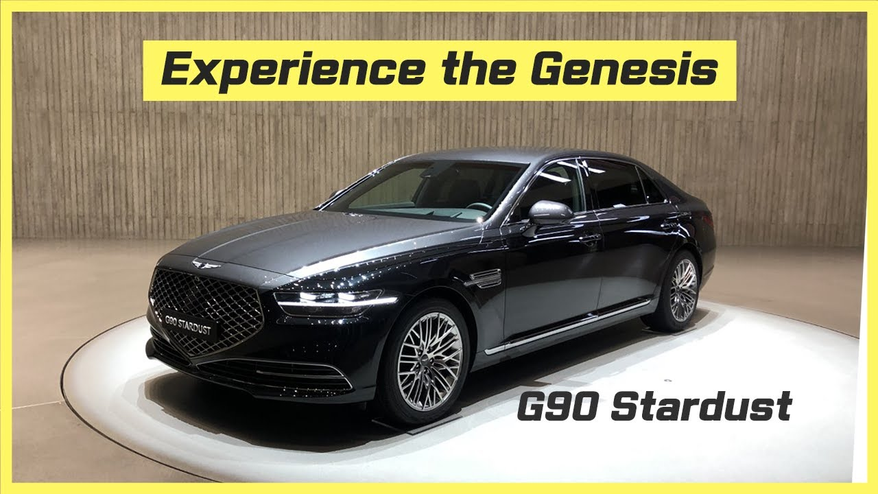 Largest Genesis Experience Center opens in Korea! Lots of Genesis GV80, Genesis G90, Genesis G80!!!