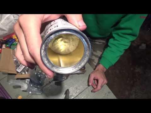 Superglue and Baking Soda Radiator Repair - YouTube
