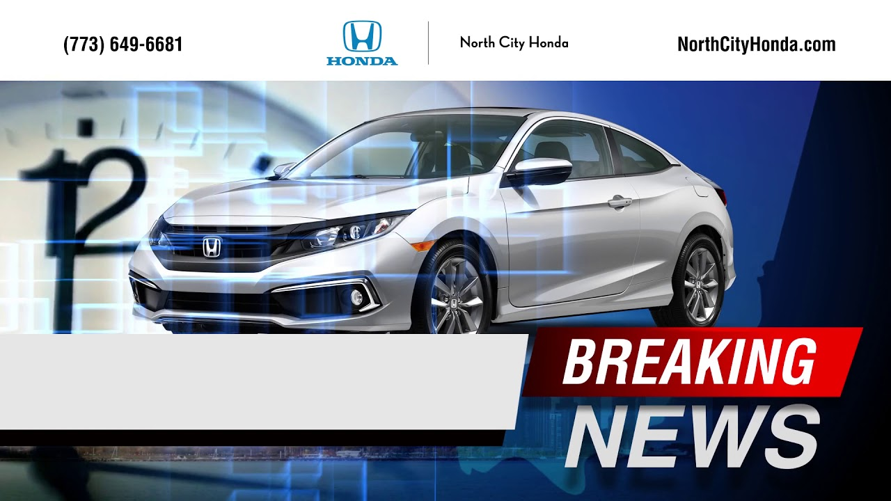 It S A Frenzy At North City Honda Youtube
