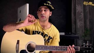 Basic Strumming Guitar Lesson For Beginners in Hindi By VEER KUMAR