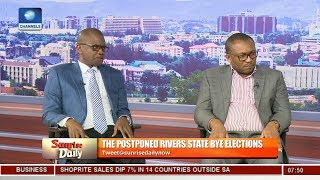 APC, PDP Disagree Over Rivers Bye-Election Pt.1 |Sunrise Daily|
