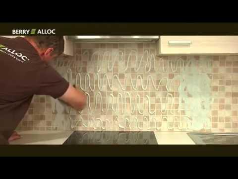 panneau mural cuisine provence peinture pertuis
