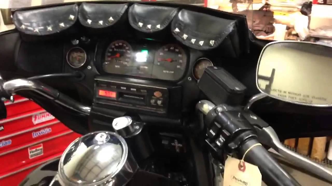 1989 Harley FLH Electra Glide - YouTube on harley-davidson fxr wiring-diagram, harley-davidson touring wiring-diagram, harley-davidson dyna wiring-diagram,
