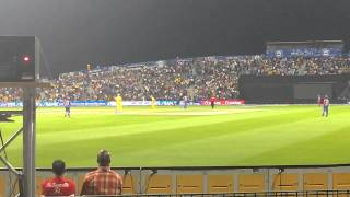 ipl 2018 csk entry in ground