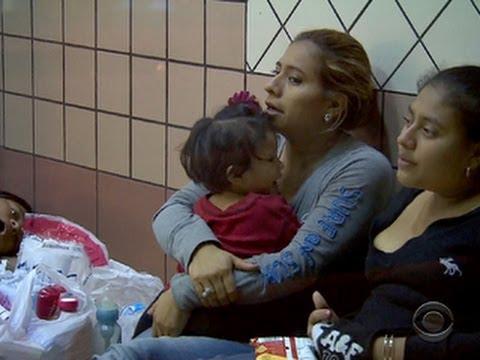 Unaccompanied immigrant children put strain on resources