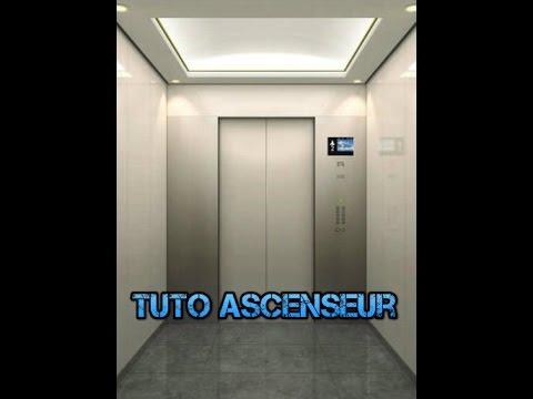 tuto minecraft comment faire un ascenseur cabine qui fonctionne youtube. Black Bedroom Furniture Sets. Home Design Ideas
