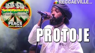 Protoje - Hail Rastafari @ Rototom Sunsplash 2015