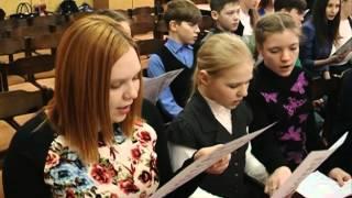 Смотреть Сергей Пахомов посетил детскую музыкальную школу №3 онлайн