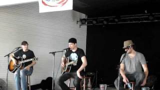 "Theory of a Deadman acoustic ""So Happy"" & ""Bad Girlfriend"""