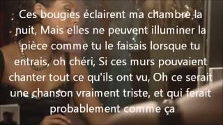 Tears always win - Traduction française
