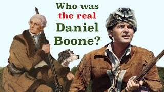 Who was the real Daniel Boone?