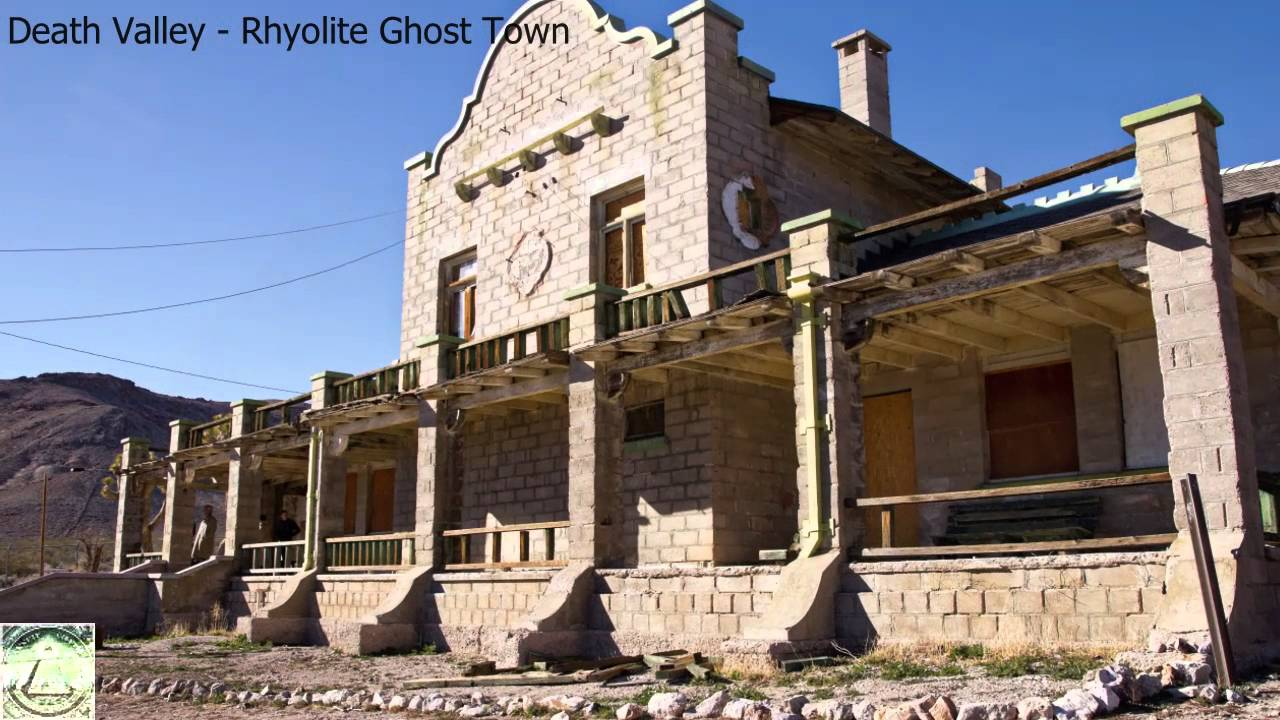 Life at 55 mph: Ghost town, Rhyolite, Nevada (click here ... |Rhyolite Ghost Town