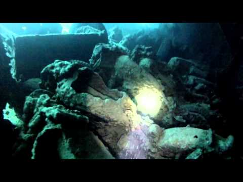 Thistlegorm Dive - Red Sea