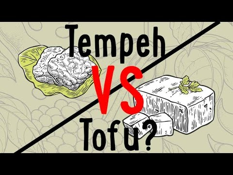 Tempeh Vs Tofu: What's The Difference Between These Soy Proteins? | Food 101 | Well Done