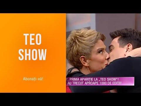 Teo Show (27.02.2019) - Bursucu, prima aparitie la