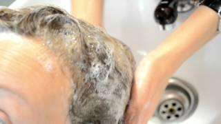 Ламинирование волос. Салон красоты