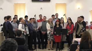 Strigați  acum ce Biblia vorbește - Tinerii din Straubing