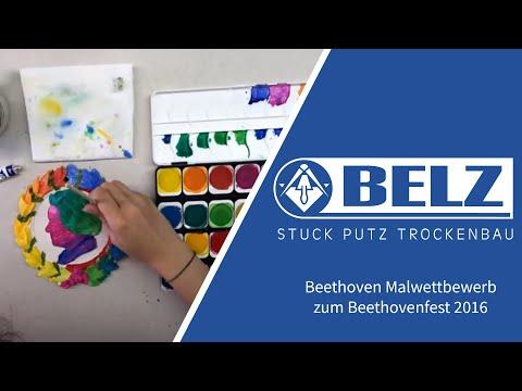 Stuck Belz Beethoven Malwettbewerb zum Beethovenfest 2016