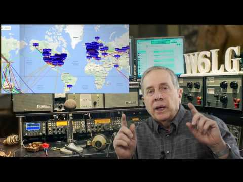 Ham Radio Basics--W6LG Discusses Propagation at the Bottom of the Sunspot Cycle