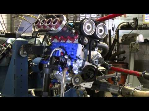 FORD ZETEC RALLY ENGINE 280 HP