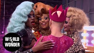 "UNTUCKED: RuPaul's Drag Race Season 9 Episode 12 ""Category Is"" thumbnail"