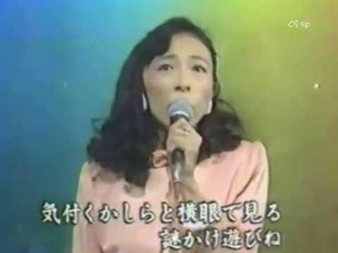 藤村美樹 ♪ 夢恋人 キャンディーズ