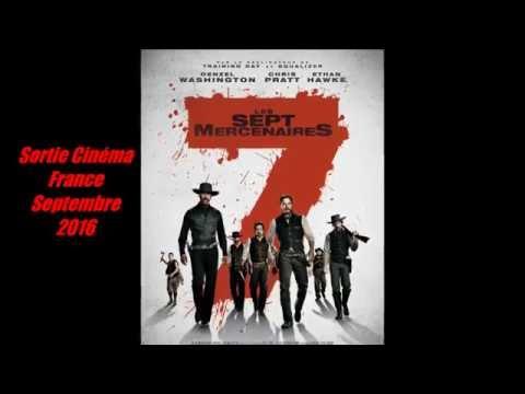 Les 7 Mercenaires  (VF)  Bandes Annonces (Montage) streaming vf