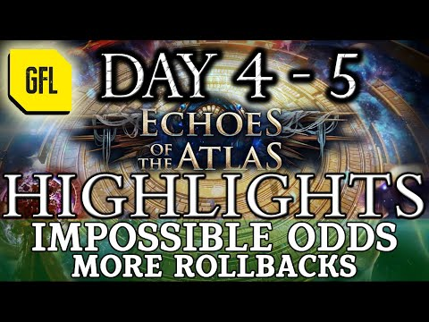 Path of Exile 3.13: RITUAL DAY #4-5 Highlights IMPOSSIBLE ODDS, MORE ROLLBACKS, UNEXPECTED RIPS...