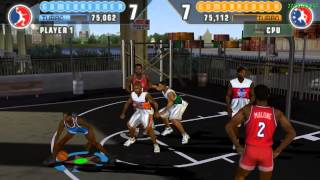 PPSSPP 0.9.7.2 Nba Street Showdown Gameplay on Android