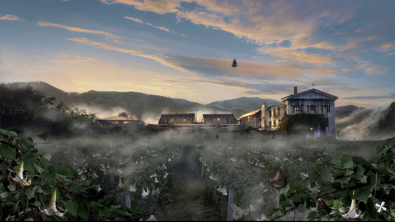 Far Cry 5 Wallpapers: Faith's Loading Screen