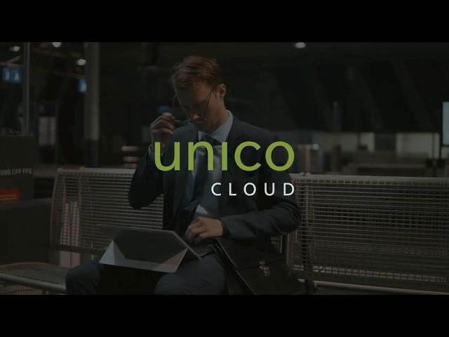 Werbevideo Unico Cloud Services | Bahnhof Bern