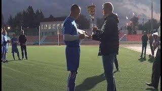 Победитель Чемпионата района по футболу