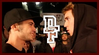 TRICKY P VS SUUS | Don't Flop Rap Battle