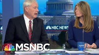 Wallace: This Was 'Real-Time Witness Tampering And Intimidation' By The President | MSNBC