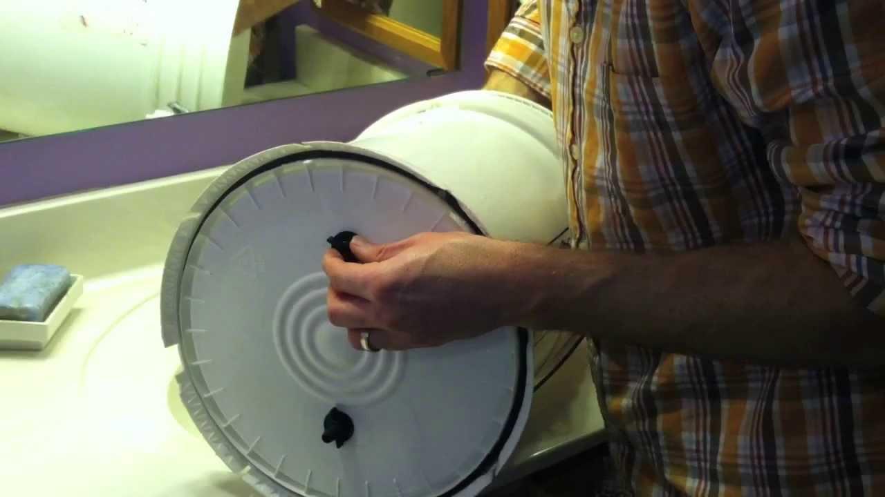 Homemade Berkey Water Filter