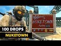 I Dropped Nuketown 100 Times And This is What Happened - Black Ops 4