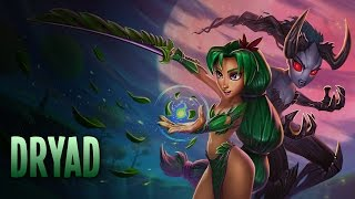 Meet the Dryad | Dungeon Defenders II