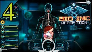 Bio Inc Redemption 4:  Doctor We Must Act Quickly!  Let's Play Bio Inc Redemption Gameplay