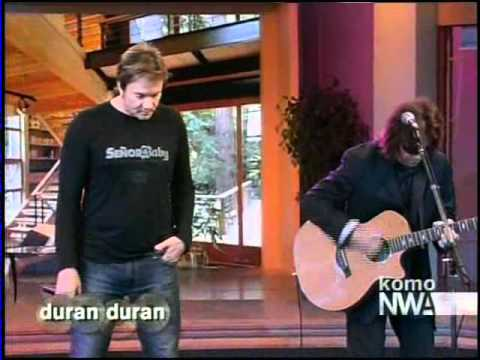 Duran Duran -  Save A Prayer -  Acoustic Live TV  Appearance